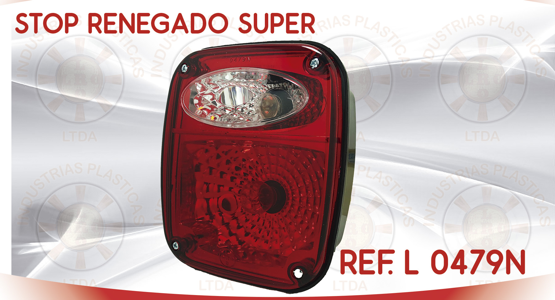 L 0479N STOP RENEGADO SUPER