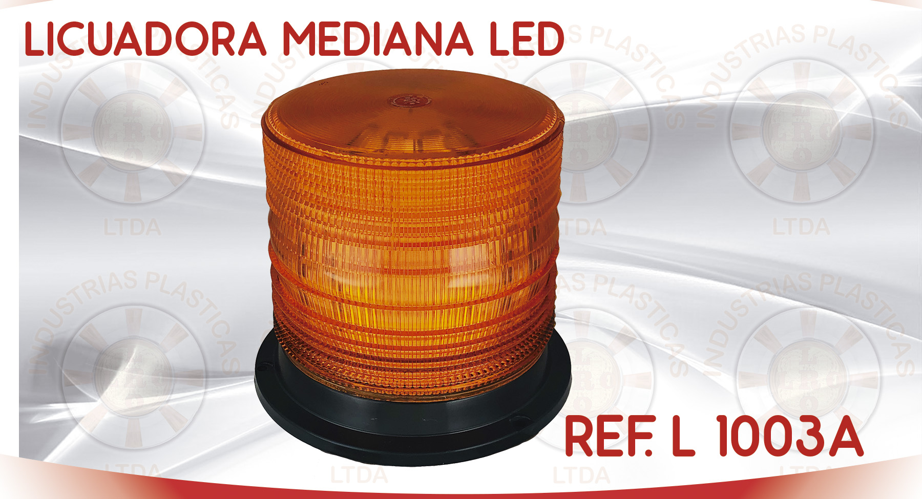 L 1003A LICUADORA MEDIANA LED