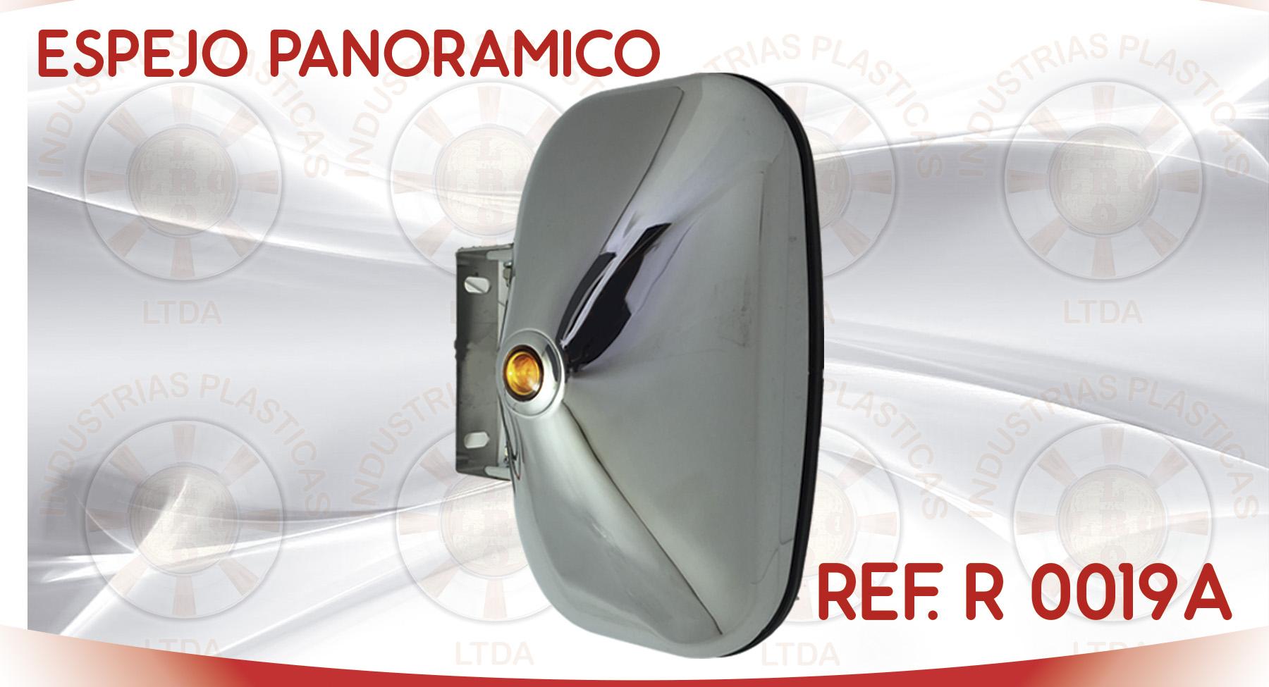 R 0019A ESPEJO PANORAMICO